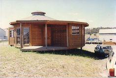 Goulburn Yurtworks- Timber Yurt