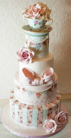 shabby chic wedding cake ideas 1000 ideas about shabby chic cakes on cakes 19767
