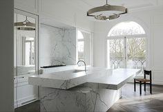 Moderna francesa contemporánea interiores parisina 40