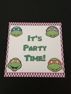 Hey, I found this really awesome Etsy listing at http://www.etsy.com/listing/158212409/girly-teenage-mutant-ninja-turtle
