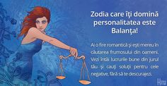 Ai personalitate de Balanta!