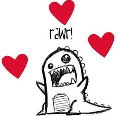 I love you all moar, like a little dinosaur. Cheers 9GAGers ;)