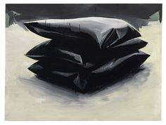 Soil / i would like this in my house. painting by Wilhelm Sasnal.