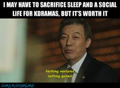 Kdrama: The K2  Check out all of my memes on my blog, Living in LoganLand at livinginloganland.com