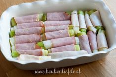 Easy Cooking, Healthy Cooking, Cooking Time, Healthy Diners, Dutch Kitchen, Low Carb Recipes, Healthy Recipes, Tasty, Yummy Food