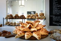 At the Chapel, Somerset, UK. Bakery to die for!