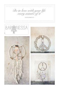 Handmade lifestyle. www.baronessa.nl
