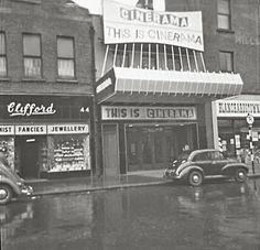 Old Dublin Cinemas – Local History Castleknock Dublin Street, Dublin City, Dublin Food, Old Pictures, Old Photos, Dublin Nightlife, Dublin Things To Do, Funny Vintage Ads, Dublin Travel