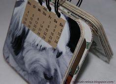 Calendarios con posa vasos / Coaster Calendar