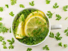 One of the most effective ways is via consuming food that helps nourish the skin and treat acne from within. Some of the lemonade recipes using parsley are mentioned below Ginger Slice, Infused Water Recipes, Remove Acne, Smoothie Ingredients, Healthy Juices, Natural Health Remedies, Oils For Skin, Antipasto, Nutrition Tips