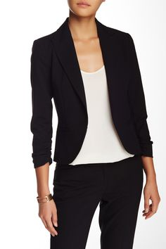 Amanda & Chelsea - Signature 3/4 Sleeve Jacket at Nordstrom Rack. Free Shipping on orders over $100.