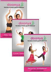 Doonya: Bollywood Dance 3-DVD Set