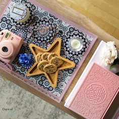 Our Marrakech Acrylic trays are perfect for everyday use around the home. Dress them up around the holidays with dates and coffee, or display them with your favorite candles and dishes. Shop this color and others on our website. Tap to shop. Ramadan Activities, Ramadan Crafts, Ramadan Decorations, Paper Star Lanterns, Origami Stars, Origami Flowers, Origami Instructions, Origami Tutorial, Burlap Signs