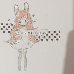 Art block tiny doodle