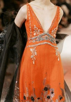 Sunnies, Halloween Party, Backless, Autumn, Formal Dresses, Orange, Fashion, Elegant, Trends