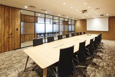 『道』が『人』をつなぎ、そこに『場』が生まれるランドスケープオフィス|オフィスデザイン事例|デザイナーズオフィスのヴィス