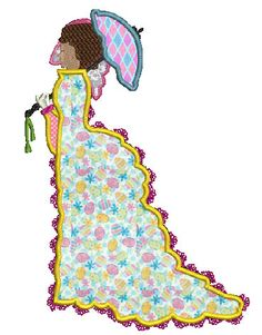 Southern Belle design 13 machine by 4everkeepitsewunique on Etsy