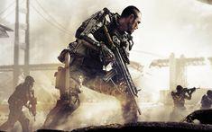 Call of Duty: Advanced Warfare Multiplayer Reveal Trailer - http://www.gizorama.com/news/call-of-duty-advanced-warfare-multiplayer-reveal-trailer