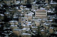 Syrrako - Tzoumerka - Greece