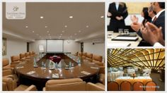 Host the finest meeting and crack your deals at the spacious and elegantly designed conference hall at the Golden Palms Hotel and Spa.