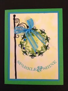 Mara's Journey: November 2013 CTMH Happy Holidays Blog Hop