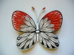 Butterfly 2 quilling