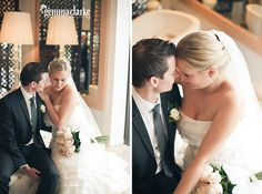 Meaghan and Frazer's Wedding – St Mary's North Sydney and Sergeants Mess, Chowder Bay