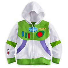 Buzz Lightyear Hoodie for Boys | Fleece & Outerwear | Disney Store