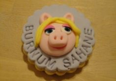 Miss piggy cookies