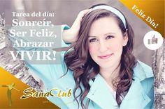 VIVE! #frasedeldia #SanaClubKlauss #salud #bienestar #bucaramanga