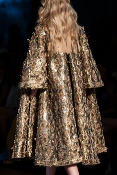 "couture-constellation: "" Ralph & Russo Haute Couture Fall 2015 