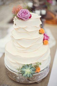 Cake Decor And More Kurse : Wedding cake.. on Pinterest Wedding cakes, Wedding and Cake