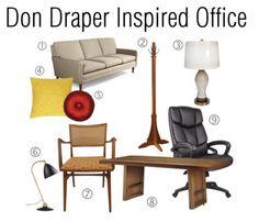 La oficina de Don Draper