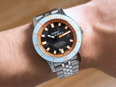 """The Zodiac Super Sea Wolf 53 Compression ZO9265 is one heck of a """"zero cares given"""" watch."""