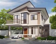 2 storey house plan in philippines yahoo image search results - 2 Storey House Plans