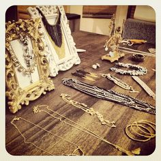 Trunk show display! Host your own C + I trunk show today: www.stelladot.com/paolaking