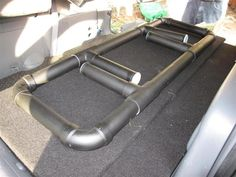 New Bed Platform - Honda Element Owners Club Forum. Follow Flickr link to better photos