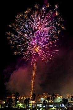 4th Of July Fireworks 2017 - 4th Of July Fireworks 2017 Green Valley Ranch Resort Henderson, Nevada