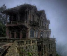 Conoces este lugar en Colombia? Es uno de los 30 lugares abandonados más hermosos del mundo