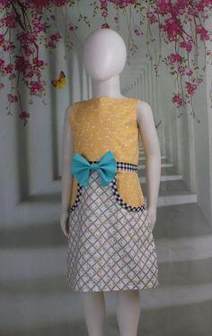 Kess InHouse Victoria Krupp Mixing Dots Sheer Curtains 30 x 84