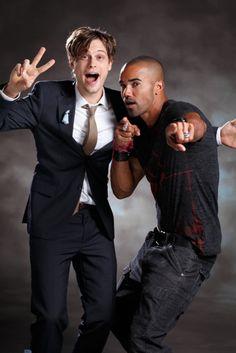Criminal Minds. love this show!