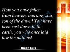 0514 isaiah 1412 fallen from heaven powerpoint church sermon Slide03http://www.slideteam.net