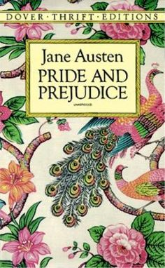 Book3 - a book at least 100 years older than me. Pride and Prejudice by Jane Austen