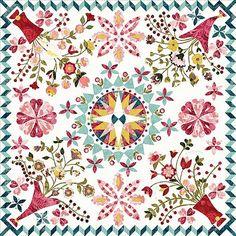 Esther Aliu quilts