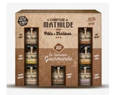 Best pate a feuillantine recipe on pinterest - Pate a tartiner le comptoir de mathilde ...