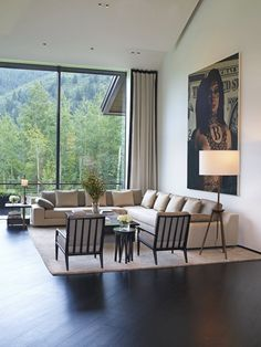 up in aspen dreamhouseoftheday remodel by stonefox design via contemporist