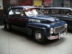 1960 Volvo PV 544 B16A
