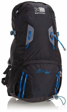 Backpack Rucksack Bag Hiking Camping Outdoor Travel Waterproof Karrimor NEW