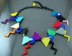 Eve Kaplin Post Modern Necklace