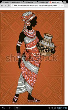 Imagen africana